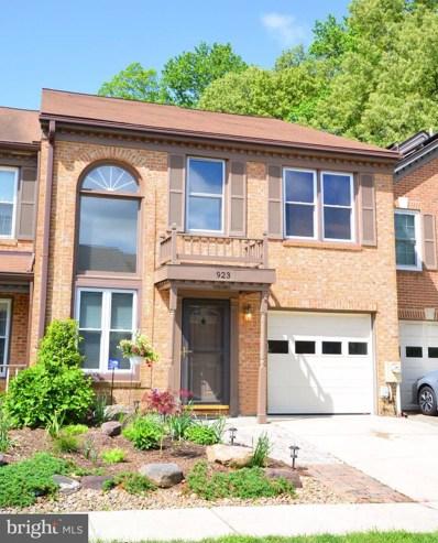 923 Boom Way, Annapolis, MD 21401 - #: MDAA398578