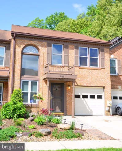 923 Boom Way, Annapolis, MD 21401 - #: MDAA398578