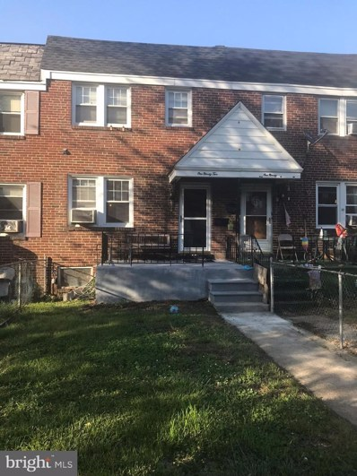 192 W Meadow Road, Baltimore, MD 21225 - #: MDAA398982
