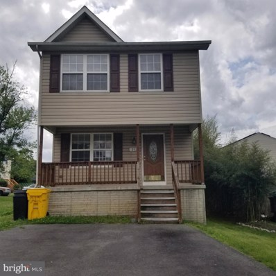 212 Cedar Terrace, Glen Burnie, MD 21060 - MLS#: MDAA399408