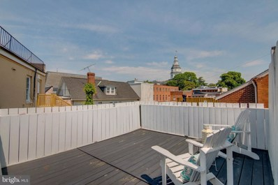 159 Conduit Street, Annapolis, MD 21401 - MLS#: MDAA400536
