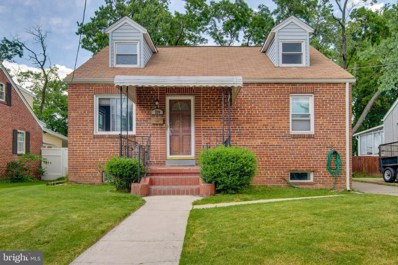 324 Maryland Avenue NE, Glen Burnie, MD 21060 - #: MDAA401452