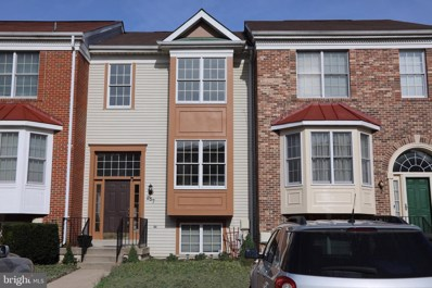 257 Saint Michaels Circle, Odenton, MD 21113 - #: MDAA401550