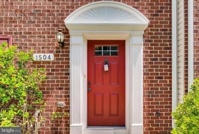 1504 Pin Oak Court, Hanover, MD 21076 - #: MDAA401758