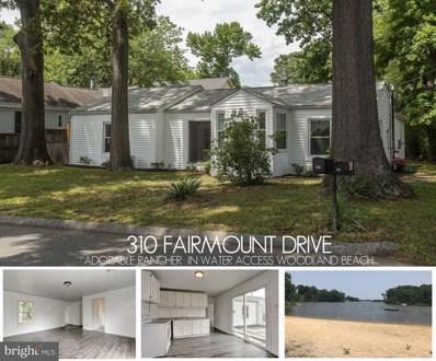 310 Fairmount Drive, Edgewater, MD 21037 - #: MDAA401916