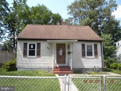 105 New Jersey Avenue NW, Glen Burnie, MD 21061 - #: MDAA402842