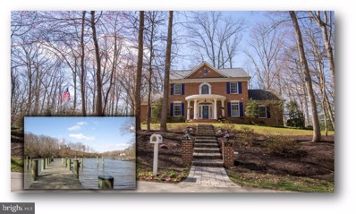 129 Claiborne Road, Edgewater, MD 21037 - MLS#: MDAA403350