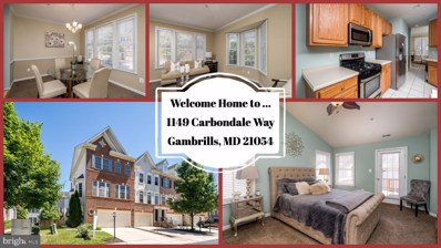 1149 Carbondale Way, Gambrills, MD 21054 - #: MDAA403376
