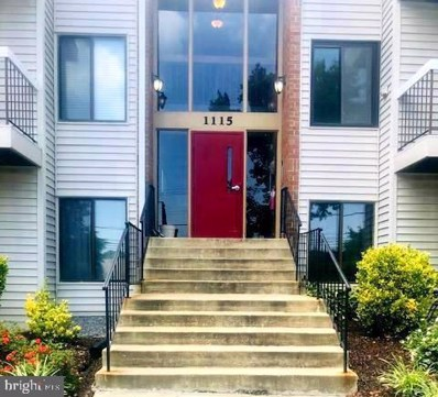 1115 Castle Harbour Way UNIT 2B, Glen Burnie, MD 21060 - #: MDAA403672