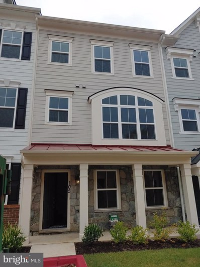 105 Norma Alley, Annapolis, MD 21403 - #: MDAA403706