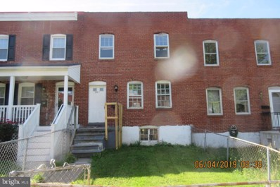 211 Southerly Road, Baltimore, MD 21225 - #: MDAA403834