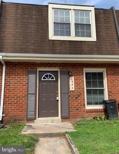 1982 Arwell Court, Severn, MD 21144 - #: MDAA405214