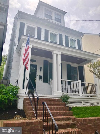27 Murray Avenue, Annapolis, MD 21401 - MLS#: MDAA405234