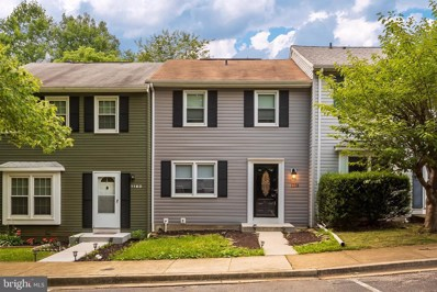 1158 Riverboat Court, Annapolis, MD 21409 - #: MDAA405410