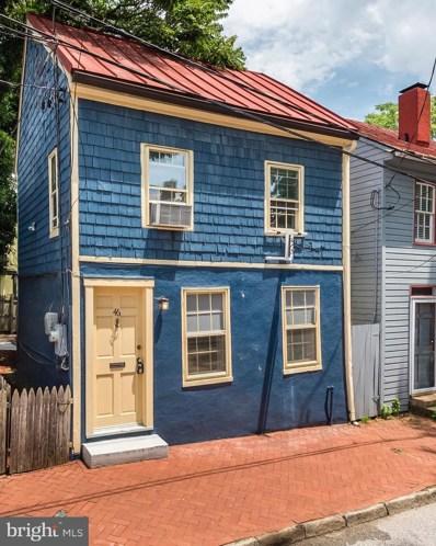 46 Fleet Street, Annapolis, MD 21401 - #: MDAA406444