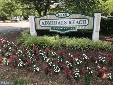 633 Admiral Drive UNIT H9-106, Annapolis, MD 21401 - MLS#: MDAA406636