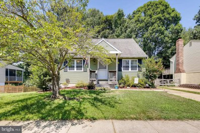 1502 Hickory Wood Drive, Annapolis, MD 21409 - #: MDAA407650