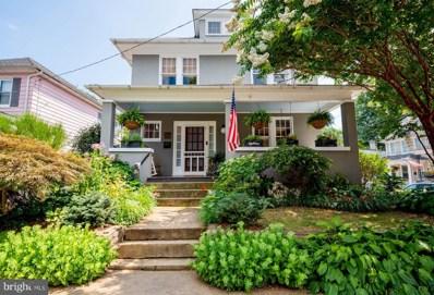 18 Hill Street, Annapolis, MD 21401 - #: MDAA407778