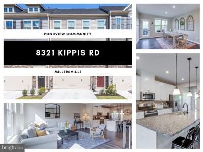 8321 Kippis Road, Millersville, MD 21108 - #: MDAA408106