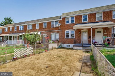 228 W Edgevale Road, Baltimore, MD 21225 - #: MDAA408542