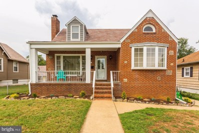 6 5TH Avenue, Baltimore, MD 21225 - #: MDAA409200