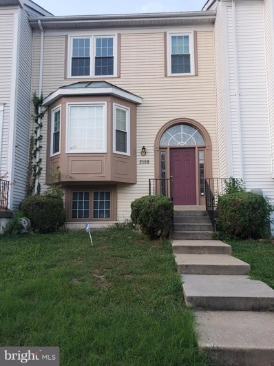 2109 Colonel Way, Odenton, MD 21113 - #: MDAA409622