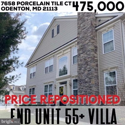 7658 Porcelain Tile Court, Odenton, MD 21113 - #: MDAA410382