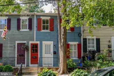 27 Dean Street, Annapolis, MD 21401 - #: MDAA410754