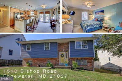 1510 Bishop Road, Edgewater, MD 21037 - #: MDAA410856