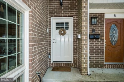 48 Gentry Court, Annapolis, MD 21403 - #: MDAA410994