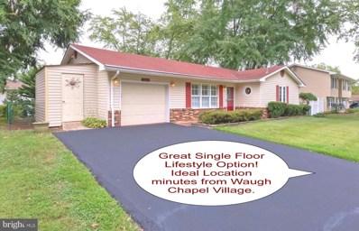 925 Waugh Chapel Road, Gambrills, MD 21054 - #: MDAA411670