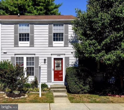 1408 Medinah Court, Arnold, MD 21012 - MLS#: MDAA411770