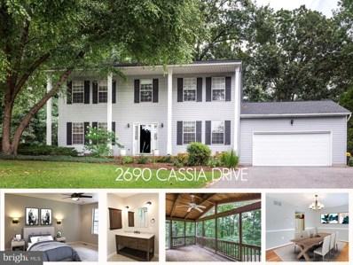 2690 Cassia Drive, Edgewater, MD 21037 - #: MDAA412448