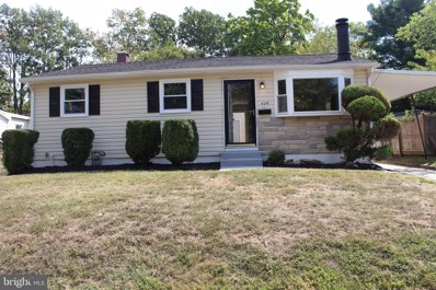 426 Old Line Avenue, Laurel, MD 20724 - #: MDAA412660