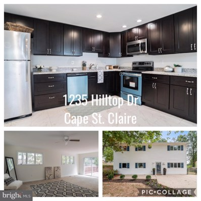 1235 Hilltop Drive, Annapolis, MD 21409 - #: MDAA412700