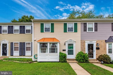 1836 Aberdeen Circle, Crofton, MD 21114 - #: MDAA412854