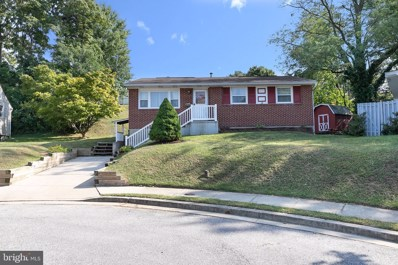 521 Fountain Drive, Linthicum, MD 21090 - #: MDAA413116