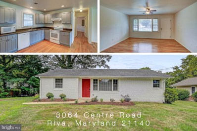 3064 Centre Road, Riva, MD 21140 - #: MDAA413456