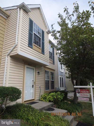 407 Valiant Circle, Glen Burnie, MD 21061 - #: MDAA413682