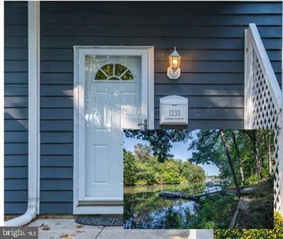 1233 Boucher Avenue, Annapolis, MD 21403 - #: MDAA414110