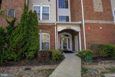 2606 Hoods Mill Court UNIT 3-203, Odenton, MD 21113 - #: MDAA414148