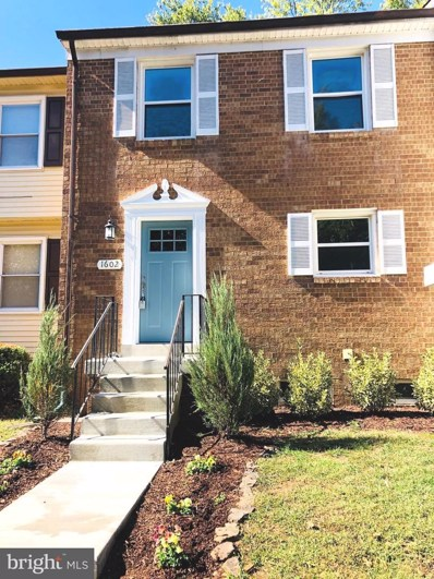 1602 Mount Airy Court, Crofton, MD 21114 - #: MDAA415202