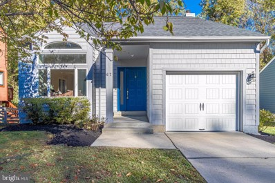 67 Windwhisper Lane, Annapolis, MD 21403 - #: MDAA415360