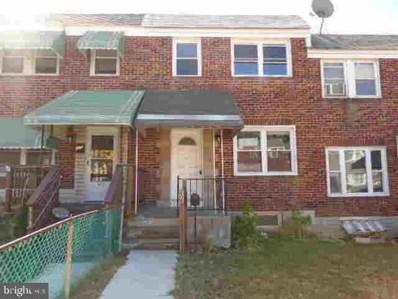 335 Arundel Road W, Baltimore, MD 21225 - #: MDAA416914
