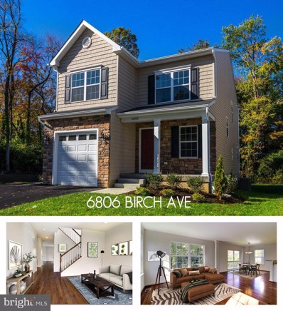 6806 Birch Avenue, Glen Burnie, MD 21061 - #: MDAA417416
