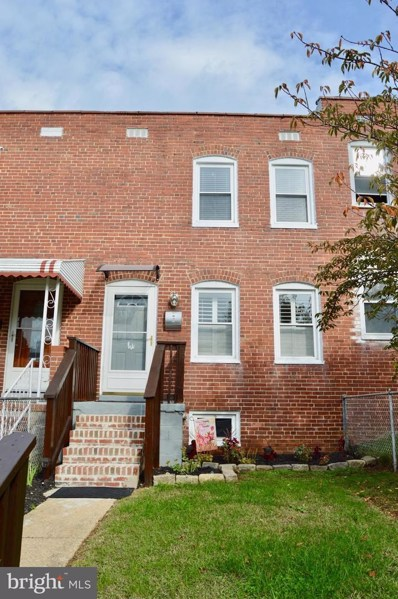 5225 4TH Street, Baltimore, MD 21225 - #: MDAA417892