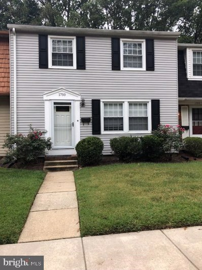 1750 Whitfield Court, Crofton, MD 21114 - #: MDAA418048
