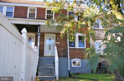 220 Old Riverside Road, Brooklyn, MD 21225 - #: MDAA418310