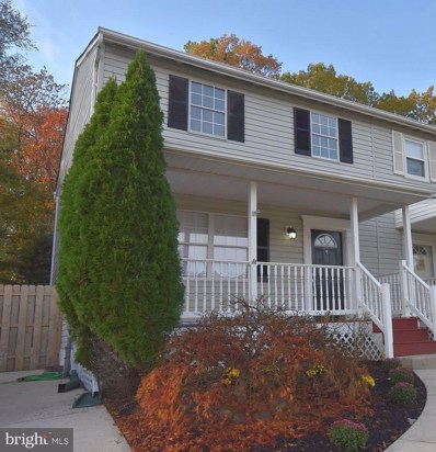 195 Scotts Manor Drive, Glen Burnie, MD 21061 - MLS#: MDAA418358