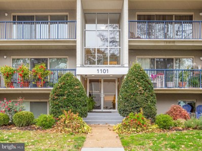 1101 Primrose Court UNIT 301, Annapolis, MD 21403 - #: MDAA418448